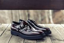 Fall Winter 2015 Man's Collection / www.barracudashoes.com