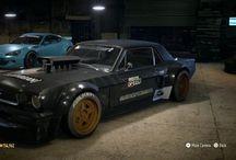 Need for Speed™, náhled do mé garáže.
