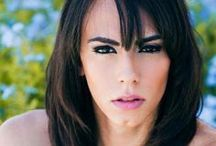 Felipa Tavares / Felipa Tavares is a  transwoman model from Brazil.