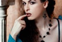 Stefania Visconti / Stefania Visconti is a transwoman from Rome, Italy. She is a model and actress.