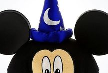 My Disney ear collection