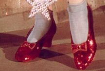 Follow the yellow brick road / All I want is a pair of ruby slippers