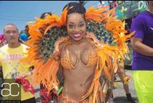Carnival Makeup by Tiffany Davidson / Book with us for Carnival In Jamaica! visit www.tiffanydmua.com