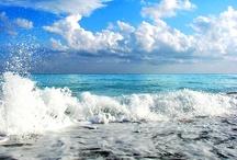 the great ocean....