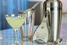 Mix it Up!  Introducing the Hottest Bar Tools / In collaboration with the Modern Mixologist Tony Abou-Ganim, Steelite is pleased to launch the new Bar Tools Collection! / by Steelite International