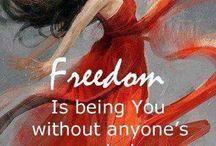 Vrijheid / We leven in een vrij land. Toch kunnen we ons binnen die vrijheid onvrij voelen. Wat maakt ons innerlijk vrij?