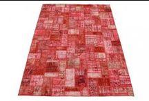 Patchwork Carpets / Vintage & Moderb Patchwork Carpets. Handgeknüpfte Perserteppiche modern neu erfunden.