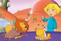 Dla dzieci / Popularne kreskówki dla najmłodszych