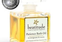 Beauty Awards / Beatitude Joy Bath Oil to uplift and cheer the spirits and to revive if feeling flat or low.