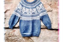 My knittings / I love to knitt.. And here are some of my works