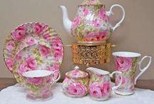Tea for Two..... / Teapots and cups......