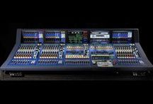 History of Midas Consoles / Legendary sound mixing consoles ever