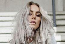 Hair style ...
