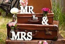 Bodas Vintage / Ideas para una boda muy Vintage