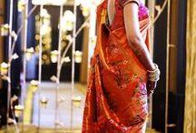 six yards .... / sarees...contemporary,handmade #modern meets indian#  #prints# kalamkari, madhubani,#Woven# kantha, aari.#bengal# baluchari,bangla cotton,jamdani.### chanderi maheshwari# bollywood Style#Endless list.... evry dream of indian women:)