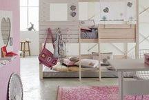 Literas. Una forma de ganar espacio. / Una solución para ganar mucho espacio: literas de estilos muy diferentes y originales