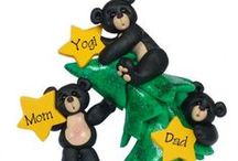 Personalized Family Ornaments! / Family Ornaments. Keep a treasure that will last a lifetime.  / by Ornaments.com