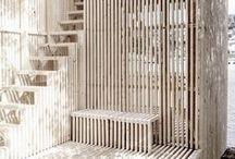 Interior / wood