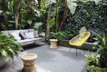 Interior / outdoor interiors
