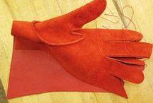 Käsineet - Gloves
