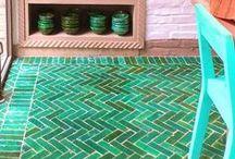 Interior / tiles