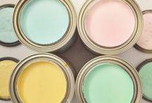 Interior / pastels