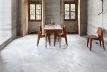 Interior / concrete