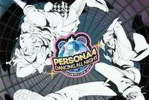 Persona Dancing All Night