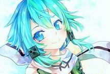 Sinon / Sword Art Online