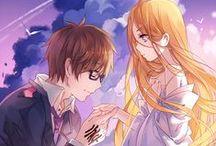 Bishamon & Kazuma / Noragami