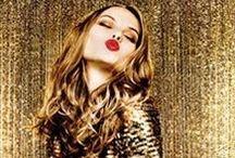 NYE Beauty / NYE / New Year's Eve / NYE Makeup / NYE Hair / NYE Hairstyle / NYE Fashion / NYE Dress / NYE Outfit