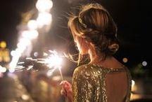 NYE Style / NYE / New Year's Eve / NYE Makeup / NYE Hair / NYE Hairstyle / NYE Fashion / NYE Dress / NYE Outfit