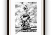 My Marine Art