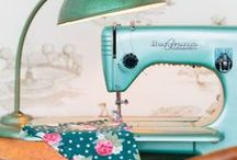 Crafty / Sewing, DIY Projects, Vintage Doilies & Crochet