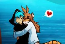TwoKinds / I recommend reading the comics ^-^