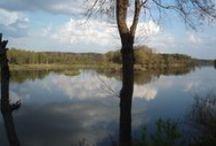 Podlasie, Poland / Mystery places I love. Mielnik. Bug