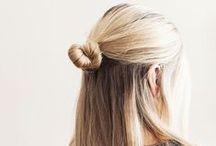 Buns & Knots / Hair Ideas / Hair Tutorials / Short Hair Ideas / Hairstyles / Braids / Fishtail / Updos / Long Hair / Blonde / Brunette / Redhead / Black Hair / Natural Hair / Balayage / Highlights / Hair Color / Hairtsyle / Bleach / Ombre / Sombre / Dip Dye / French Braid / Dutch Braid / Halo Braid / Bun / Knot / Topknot / Ballerina Bun / Buns / Top Bun / Half Bun