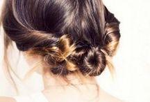 Updos / Hair Ideas / Hair Tutorials / Short Hair Ideas / Hairstyles / Braids / Fishtail / Updos / Long Hair / Blonde / Brunette / Redhead / Black Hair / Natural Hair / Balayage / Highlights / Hair Color / Hairtsyle / Bleach / Ombre / Sombre / Dip Dye / Wedding Hair / Bridal Hair / Halo Braid / Dutch Braid
