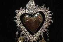 Sacra Mysteria / Gioielli creati a cera persa da CarlaCampea