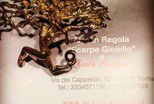 Sculptur and joiellery / Albero donna... Daphne