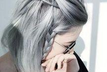 ♡ Grey Hair ♡