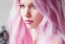 ♡ Pink Hair ♡