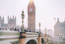 ♡ England/ London ♡