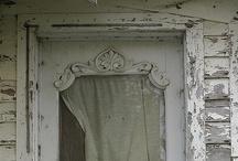 Secret Doors. Garden Doors.  Any Door will do.