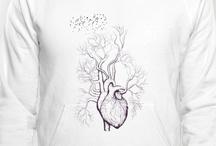 Things I do / Illustration, print, drawing.