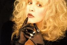 Stevie Nicks / music / by Julie Jimenez