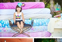 Kids Party Ideas / by Lauren Conroy