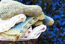 Voie de Vie Original Designs / Voie de Vie knit and crochet designs