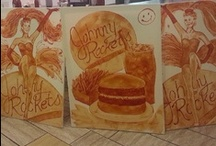 Johnny Rockets LV Hamburger Happy Hour Twitter Party / Join us for a Hamburger Happy Hour – a live event and twitter party – on June 4th at the Johnny Rockets Flamingo Casino location. Follow the hashtag #JohnnyRocketsLV for the online Twitter Party