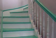 escalier / déco escalier